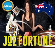 Joe Fortune Casino Review auonlinecasino.net